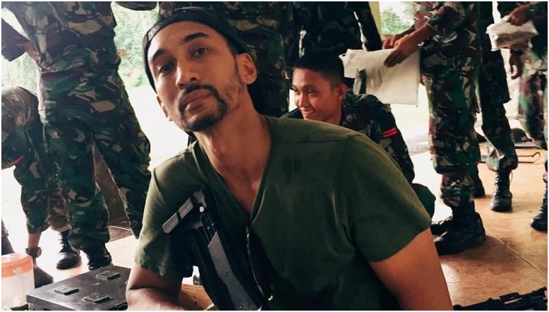 Restu Sinaga, artis yang mengkonsumsi narkoba