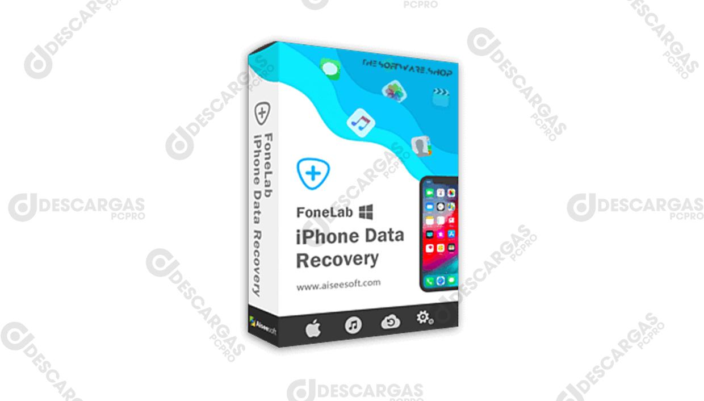 FoneLab iPhone Data Recovery v10.3.12, Recupera los datos perdidos de tu dispositivo iOS
