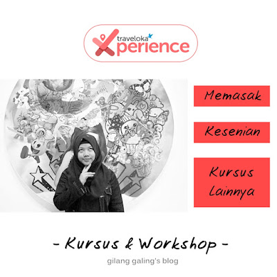 kursus dan workshop