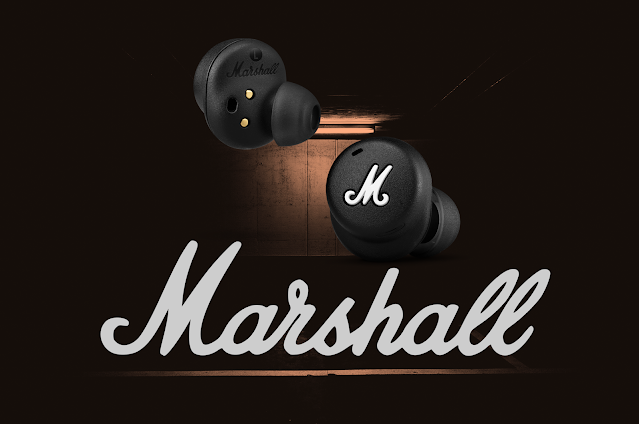 Marshall Amplification Making Their First Wireless Earbuds