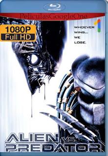 Alien Vs Depredador  [2004] [1080p BRrip] [Latino-Inglés] [GoogleDrive] RafagaHD