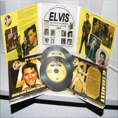 Elvis Day By Day: November 15 - Elvis Greatest Christmas Duets