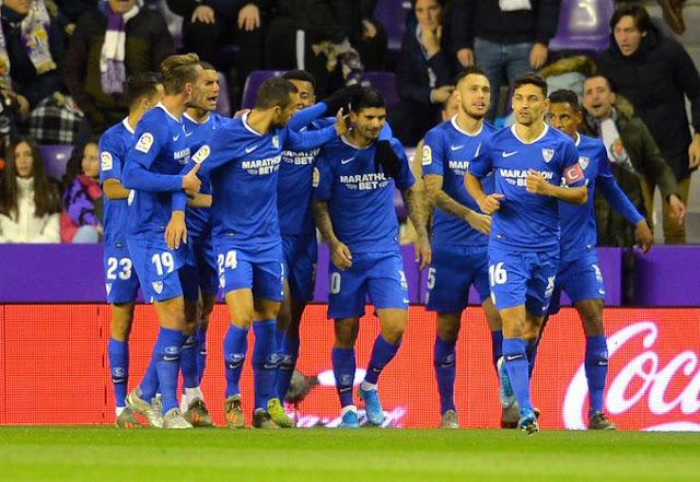 Crónica Real Valladolid 0 - Sevilla FC 1