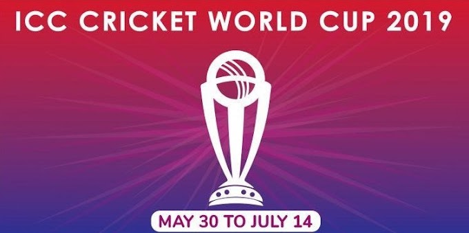 ICC World Cup 2019 : Everything you need to know (Schedule , Fixtures and Teams)