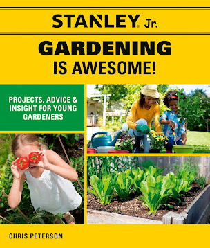 BOOK REVIEW: STANLEY JR. GARDENING IS AWESOME!