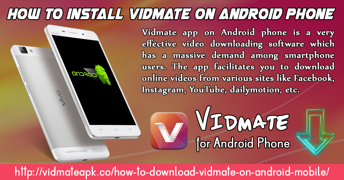 Vidmate App Downloader