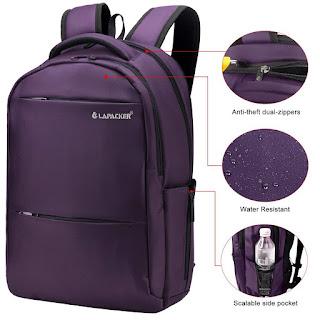 women's laptop backpack for work