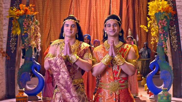 Radha Krishna: Star Bharat Radha Krishn - Session 4 E233 10th September 2021 Episode
