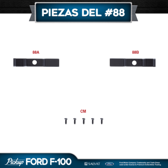 Entrega 88 Ford F-100