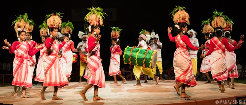 Kadsa Folk Dance Jharkhand