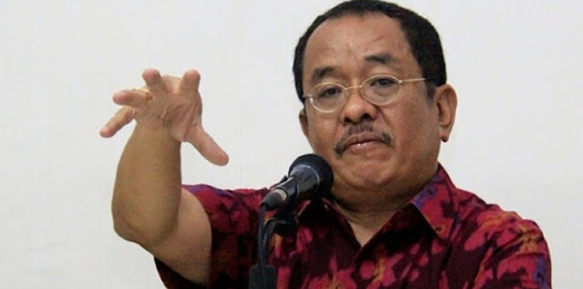 Balas Pesan Megawati, Said Didu: Tuhan Tidak Bersama 'Peternak' Koruptor