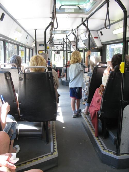 Автобус в Эстонии