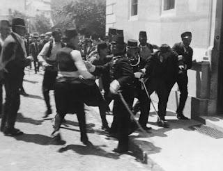 attentat bosnie1914