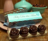 Resultado de imagem para chocolate dia das maes