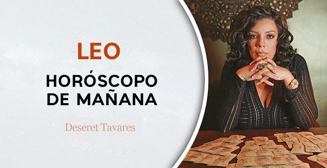 Horóscopo de mañana Martes 20 de Agosto - Leo