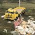 Caminhoneiro morre em grave acidente na BA 052 em Ipirá