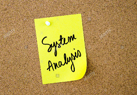 What is system analysis