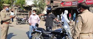 जौनपुर : एसपी के निर्देश पर मातहतों ने चलाया जबर्दस्त चेकिंग अभियान | #NayaSabera