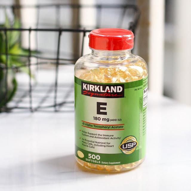 Vitamin E Kirkland