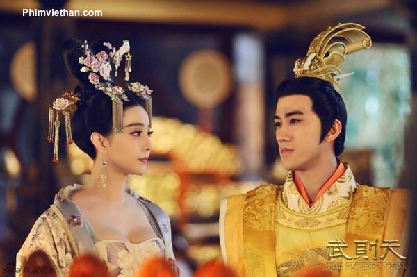 Phim võ mỵ nương truyền kỳ Trung Quốc