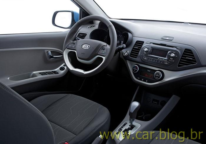 kia picanto 2012 autom tico flex fotos pre o consumo e. Black Bedroom Furniture Sets. Home Design Ideas