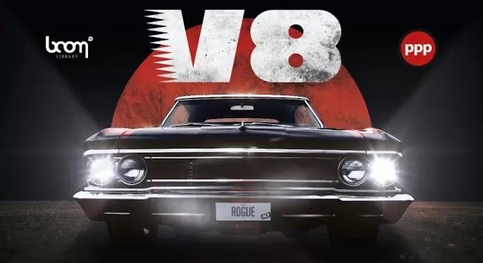 Boom Library – CARS – V8 [WAV][GraphixTree]