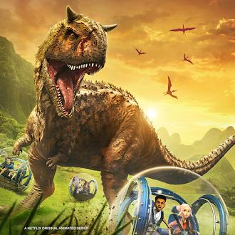 Assista a análise do Mega Hero do novo trailer de Jurassic World - Acampamento Jurássico
