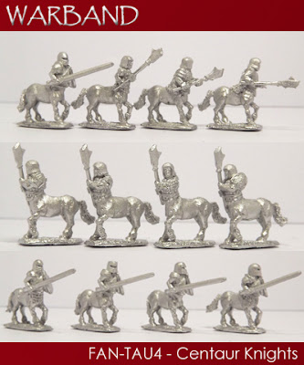 FAN-TAU4 - 12 x Centaur Knights
