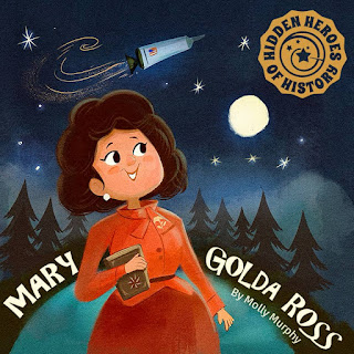 Dorktales Storytime Podcast EP5: Mary Golda Ross (Hidden Heroes of History) by Molly Murphy