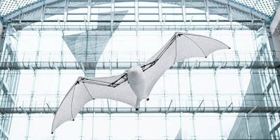Smart Bird Bionic FlyingFox