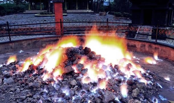 Api abadi Kayangan Api