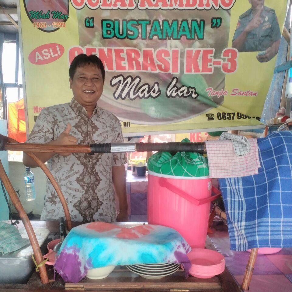 Wisata Kuliner Gulai Kambing Bustaman Semarang