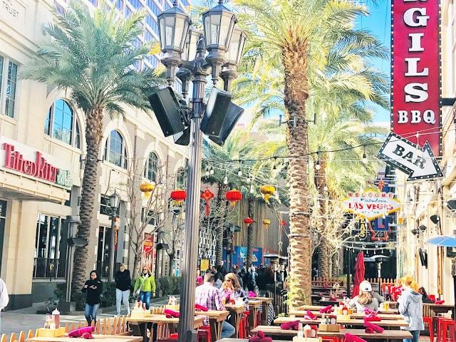 LINQ Promenade, Las Vegas, Vegasinsider,