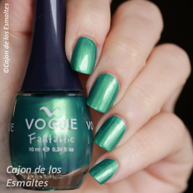 Esmaltes Vogue Pavo real 98