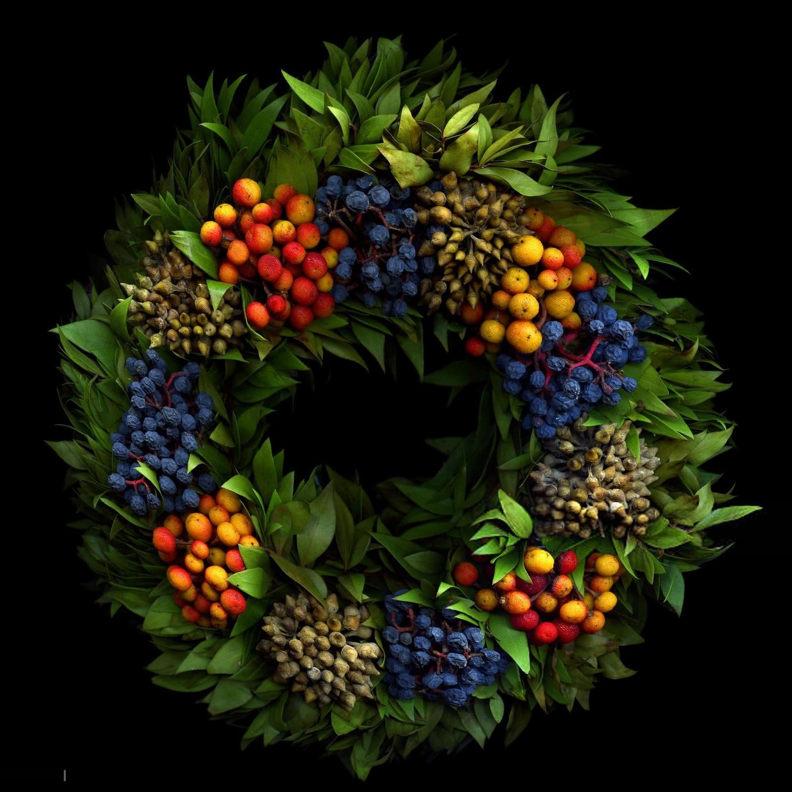 Photos of Christmas Wreaths