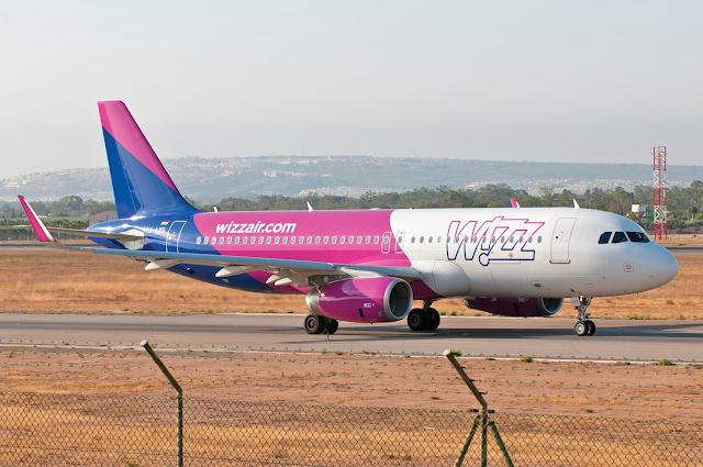 Wizz Air aumenta el número de vuelos durante la Temporada de Verano 2020