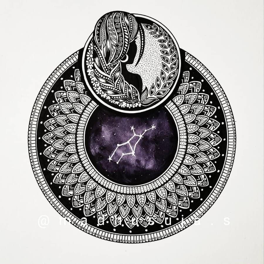 06-Zodiac-sign-Virgo-Madhusuja-www-designstack-co