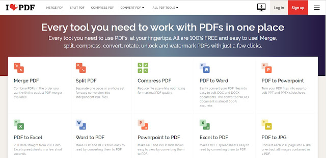 Compress File PDF Online
