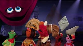 Temple of Spoons, Nose McDonald, Rhombus of Recipes, The Queen of Nacho Picchu, Elmo the Musical Guacamole the Musical, Sesame Street Episode 4415 Rosita's Abuela season 44