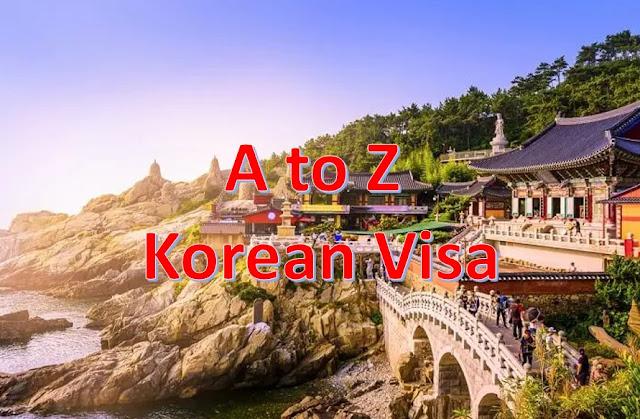 atau kau pengen ke Korea hanya sebab motif terpengaruh Korean Drama  Visa Korea: Syarat, Biaya & Cara Membuat + Tips Anti Ditolak
