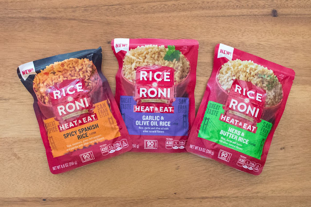 Simple Microwave Chicken Rice-A-Roni Bowl Recipe