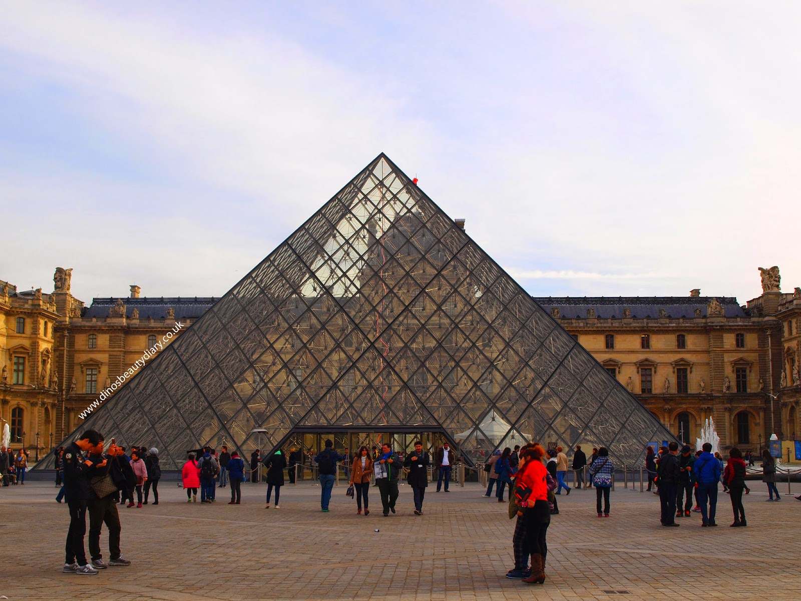 Dino's Beauty Diary - Paris Diary - Day Four - The Louvre Museum