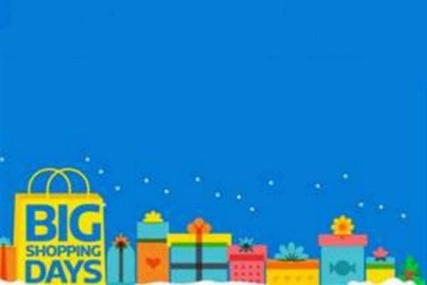 Flipkart-Big-Shopping-Days-Sale