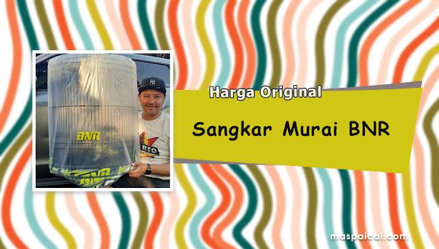 10 Rekomendasi Harga SANGKAR MURAI BNR Termurah dan Terlaris Harga Original - maspaical.com
