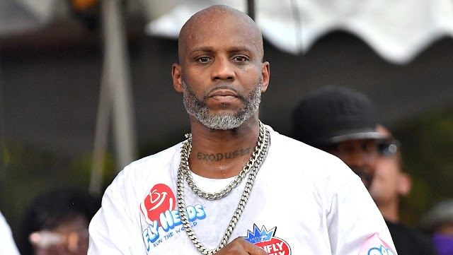 'No brain activity' as DMX remains in 'vegetative state'
