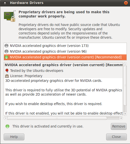 Can't Boot Ubuntu after installing Nvidia Driver  - Subin's Blog