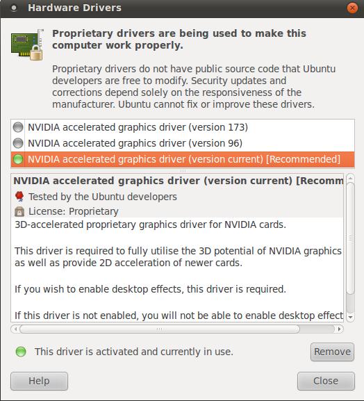 Can't Boot Ubuntu after installing Nvidia Driver  - Subin's Blog