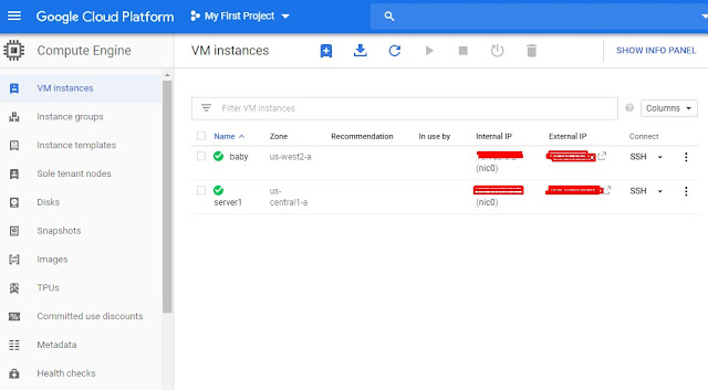 Cara Mendapatkan VPS  Gratis dari Google