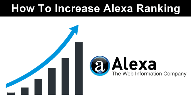Alexa site ranking tips