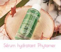 Soin visage hydratant de Phytomer